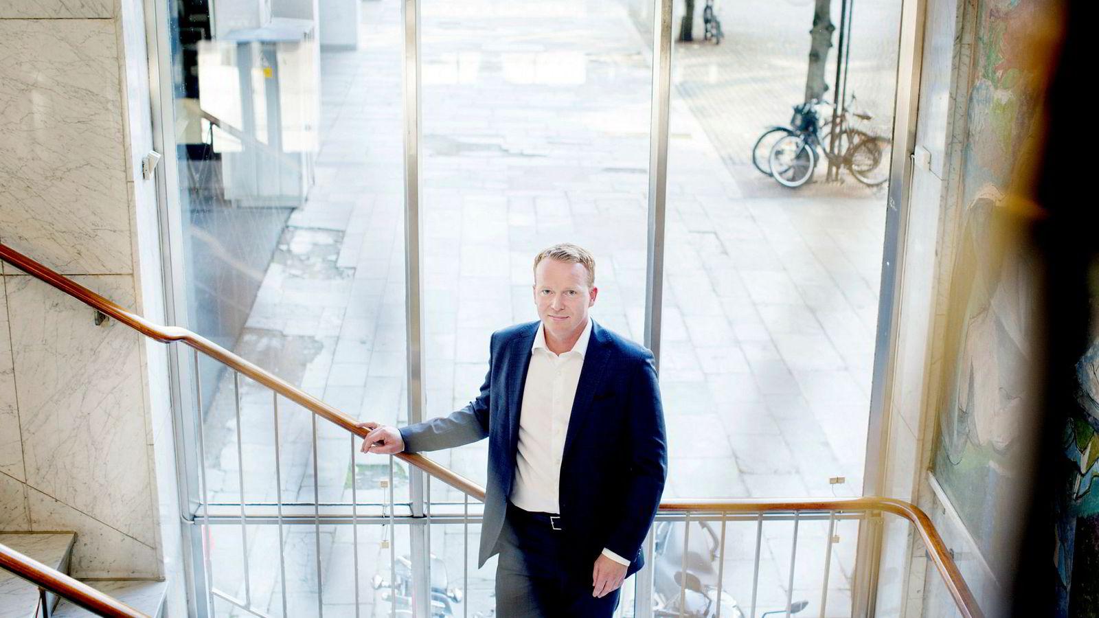 – Vi tar gevinst, sier analysesjef Lars-Daniel Westby i Sparebank 1 Markets om at han tar Nel ut av porteføljen.