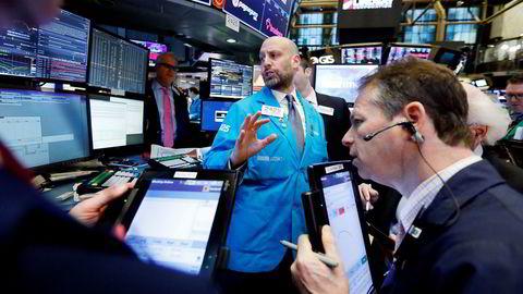 USA-børsene steg torsdag.