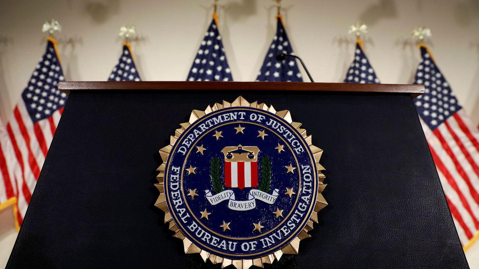 FBI klager sin nød om konsekvensene av nedstengningen av statsapparatet i USA.,