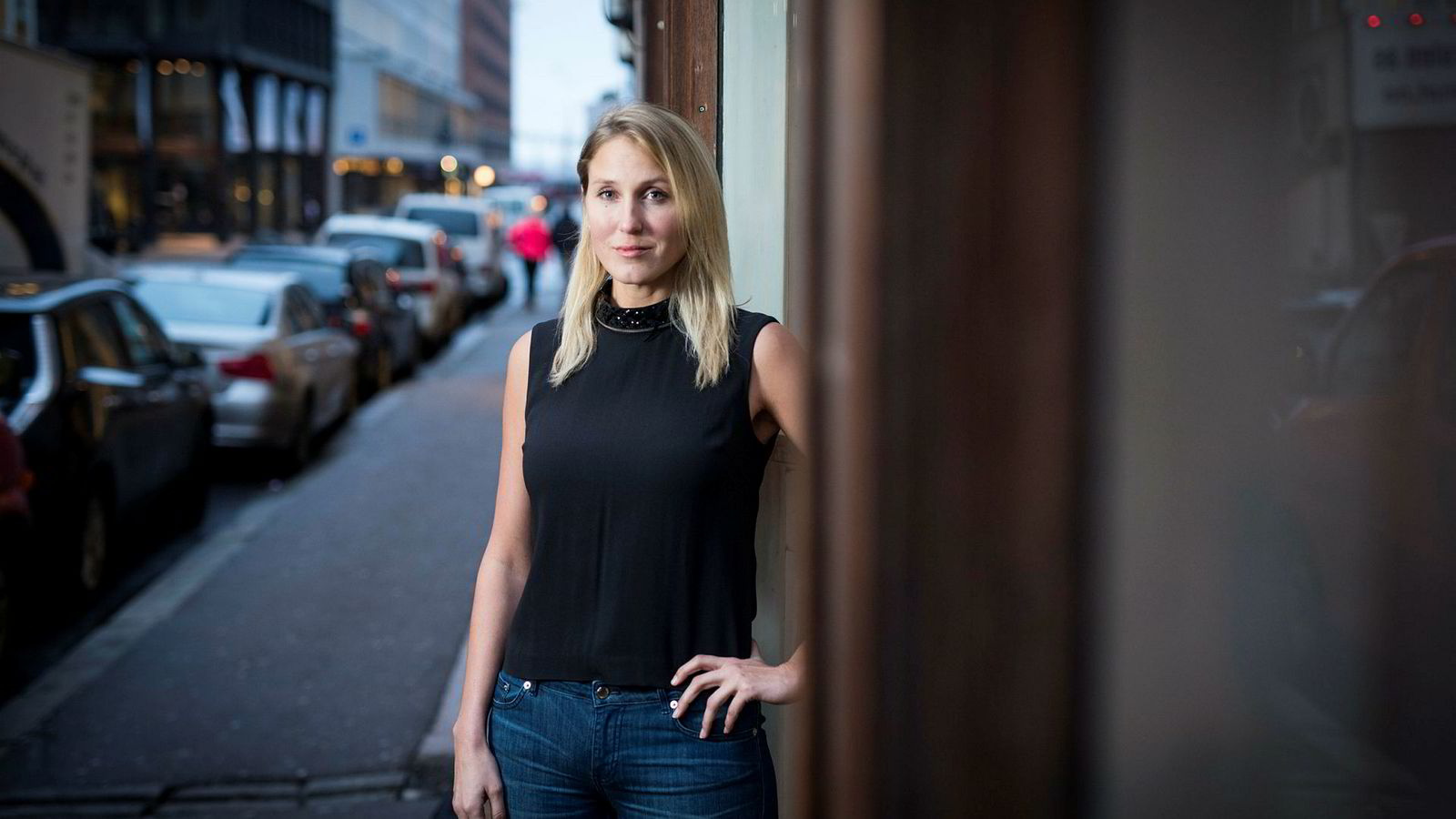 Sjefstrateg Erica Blomgren i meglerhuset SEB mener Italia ikke har noen problemer med å betjene gjelden sin nå, men understreker at de har et langsiktig problem.