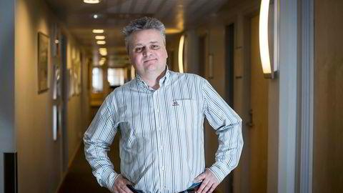 Fellesforbundets leder Jørn Eggum vil utrede en helt ny måte å beregne bompenger på.