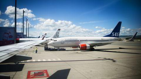 SAS introduserer 15 nye flyvninger i sitt sommerprogram for 2017. Foto: Fartein Rudjord