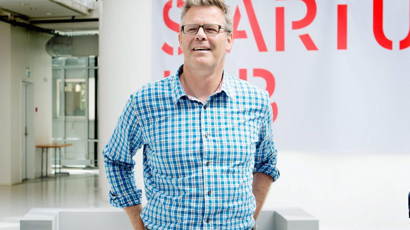 Bedriftene som plukkes ut til USA-programmet, vil få 100.000 dollar i ny egenkapital. Tor Bækkelund og Startuplab er blant initiativtagerne.