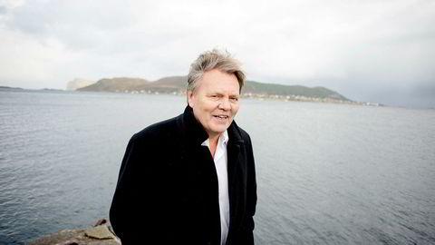 Stig Remøy er reder og hovedeier i krillselskapet Rimfrost, som i fjor brukte 40 millioner kroner på advokater i kampen mot krillkonkurrenten Aker BioMarine.