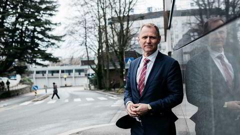 Lars Christian Bacher, finansdirektør i Equinor, får en spesialavtale med Equinor når han forlater selskapet. En omforent løsning, kaller selskapet avtalen.