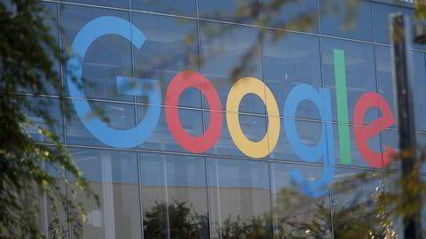 Alphabet er morselskapet til Google som har hovedkvarter i California.