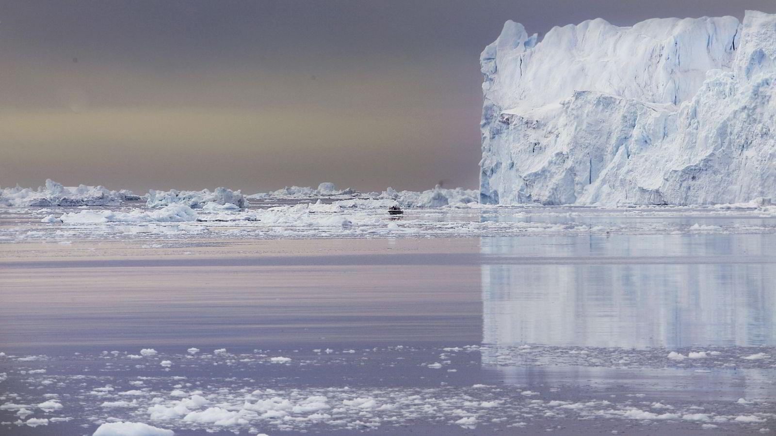 Havnivået i verden vil trolig fortsette å stige i tusenvis av år på grunn av våre CO2-utslipp i dag. Foto: Jan-Morten Bjørnbakk, SCANPIX .