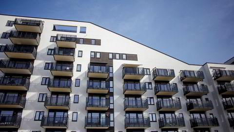Bolig- og eiendomsbransjen foreslår eget departementet for bolig.