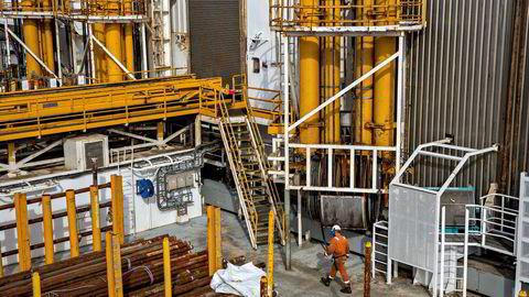 National Oilwell Varcos norske selskap har vært gjennom en dramatisk nedskalering siden oljeprisfallet startet.