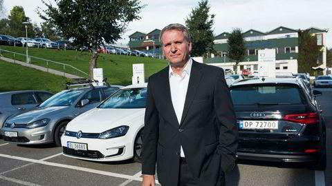 Terje Male forlater Møller Mobility Group etter 20 år i selskapet.