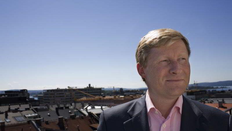 037d7c19 BEKYMRET: Lasse Ruud, administrerende direktør i Verdipapirfondenes  Forening, mener kvinner bør spare mer