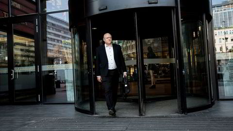 Jorge B. Jensen, fagdirektør for finans i Forbrukerrådet, mener det eneste som kan stoppe useriøse investeringsrådgivere er økonomiske sanksjoner. – Vi ser at dette er et tilbakevendende problem, sier Jensen. Foto: Fredrik Bjerknes