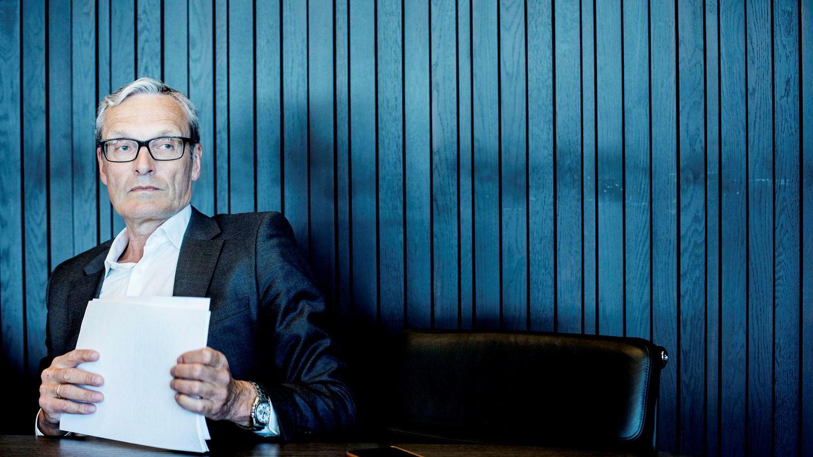 Leiv Askvig er administrerende direktør i Sundt-søsknenes investeringsselskap Sundt as.