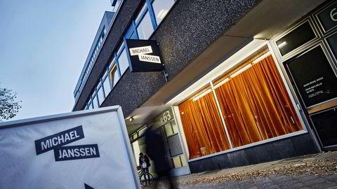 Galerie Michael Janssen holder til i galleritunge Potsdamer Straße i Berlin.