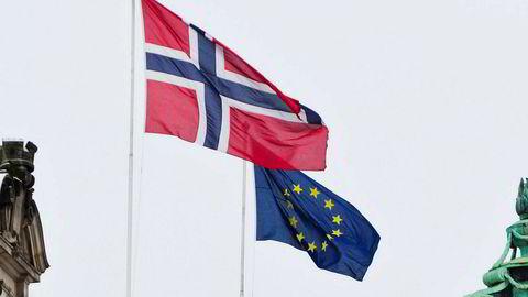 Norge trenger ikke en egen EU-minister som sitter på gangen.