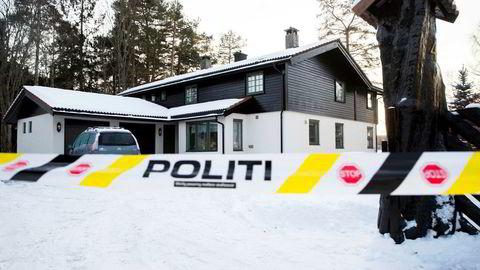 Anne-Elisabeth Hagen har vært savnet siden 31. oktober. Politiet mener hun ble bortført fra sitt hjem i Sloraveien i Lørenskog. Foto: Vidar Ruud / NTB scanpix