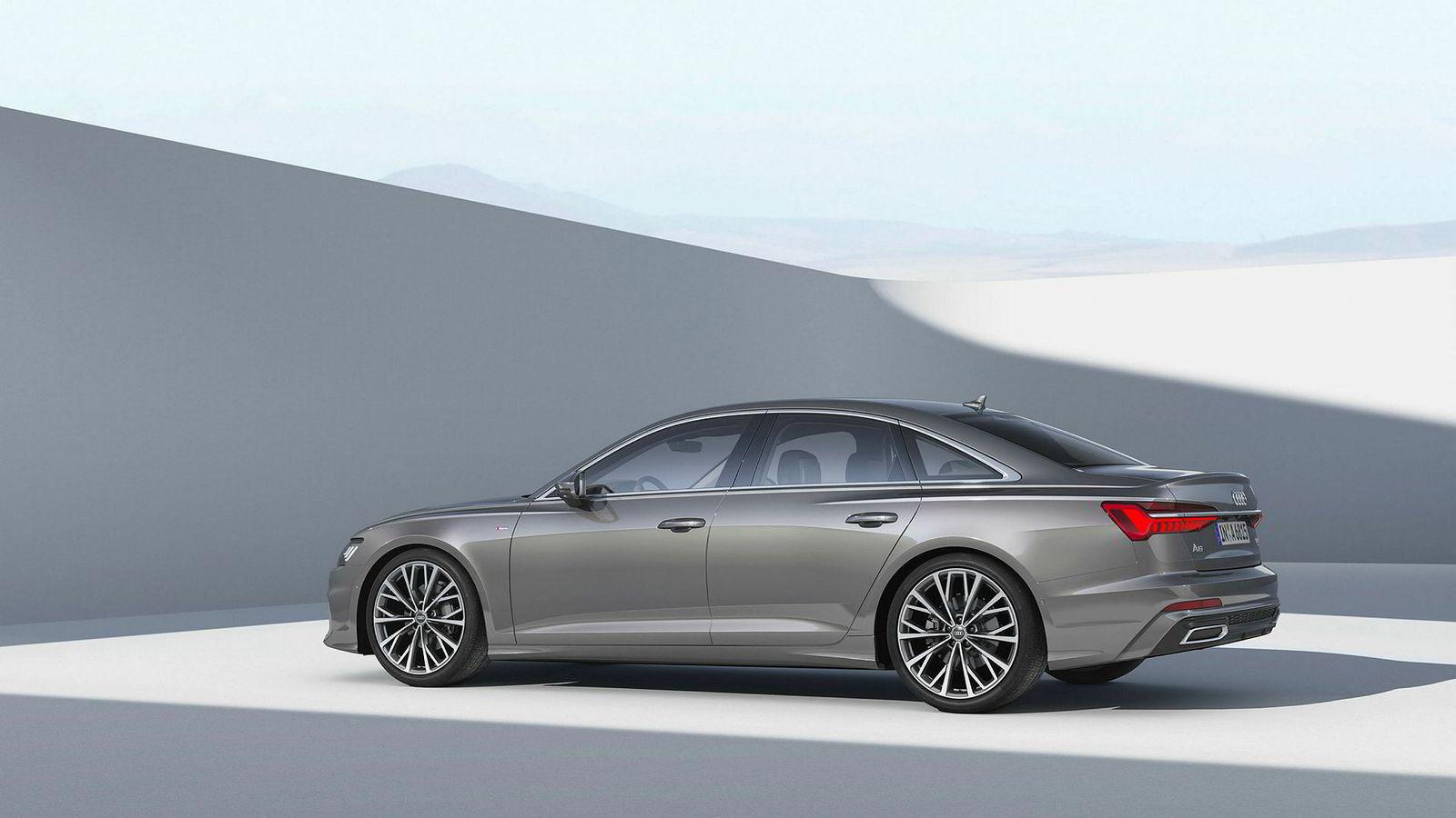 Dagens Audi A6 har vært blant oss siden 2010, så det er på høy tid med en etterfølger.
