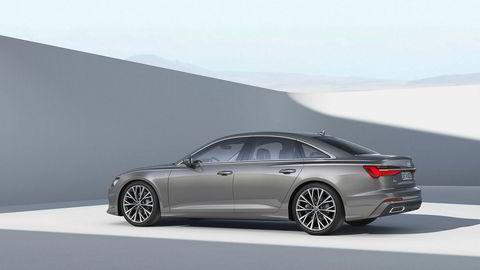 Dagens Audi A6 har vært blant oss siden 2010, så det er på høy tid med en etterfølger