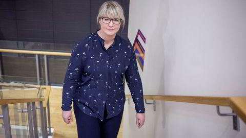Monica Alisøy Kjelsnes er seniorrådgiver i Lotteritilsynet – som reagerer skarpt på det tilsynet mener er ulovlig markedsføring av pengespill.