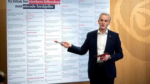 Lørdag starter Arbeiderpartiets leder Jonas Gahr Støre i gang valgkampen i Stavanger.l