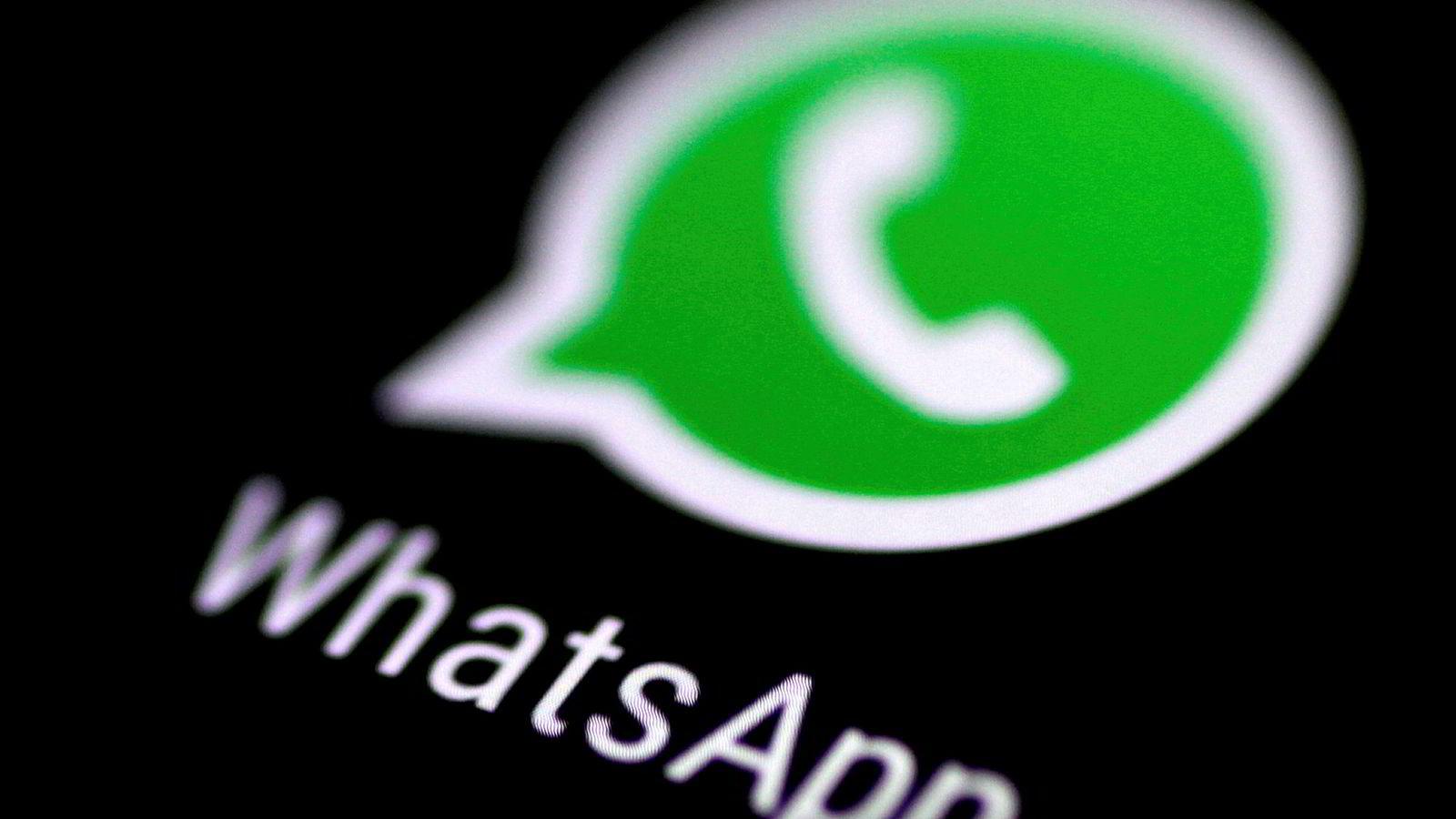 Whatsapp er lovlig i Kina, men ledelsen ved University of California mener studenter bør være forsiktige med å bruke den.