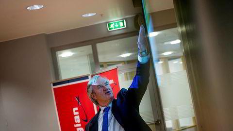 Norwegian-sjef Bjørn Kjos presenterer torsdag ettermiddag flyselskapets planer og strategi for 2018.