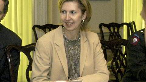 USA nasjonale vise-sikkerhetsrådgiver Mira Ricardel er forflyttet fra Det hvite hus til ny jobb.