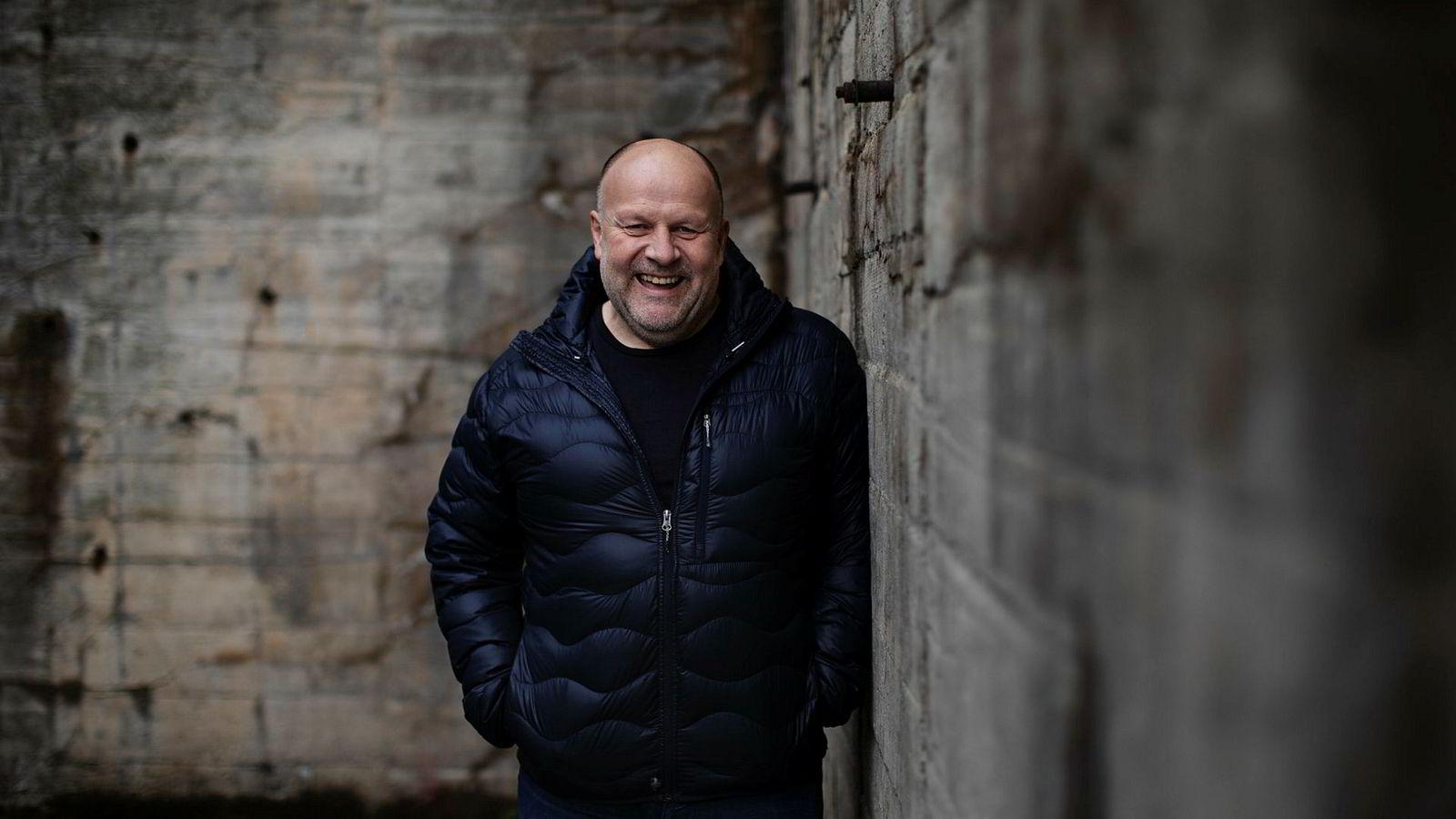 Ivar Koteng er eiendomsmilliardær og styreleder i Rosenborg Ballklub (RBK).