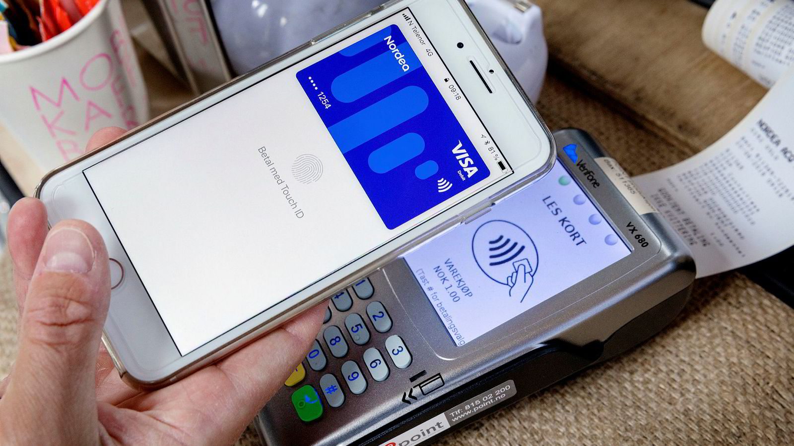 Apple Pay kan være konkurransevridende i Norge dersom de blokkerer sine brukere fra å bruke andre betalingstjenester.