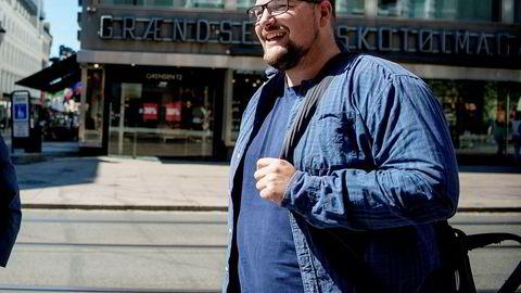 Redaktør Erik Waatland i Medier24 blir nest største eier i selskapet.