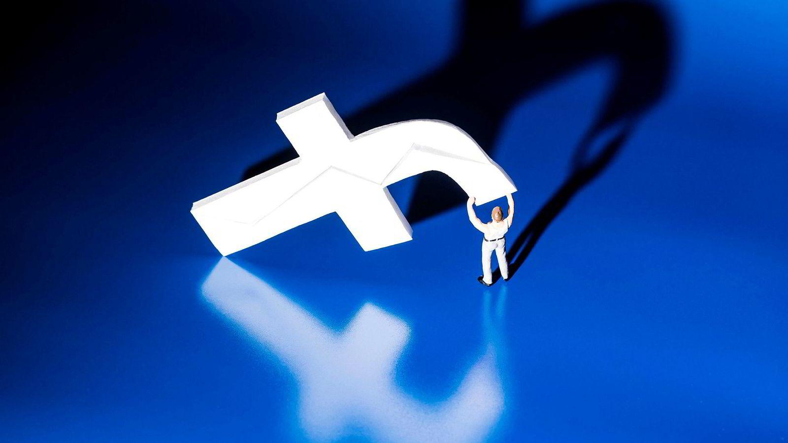 Facebook skal nå investere i nyhetsbransjen.