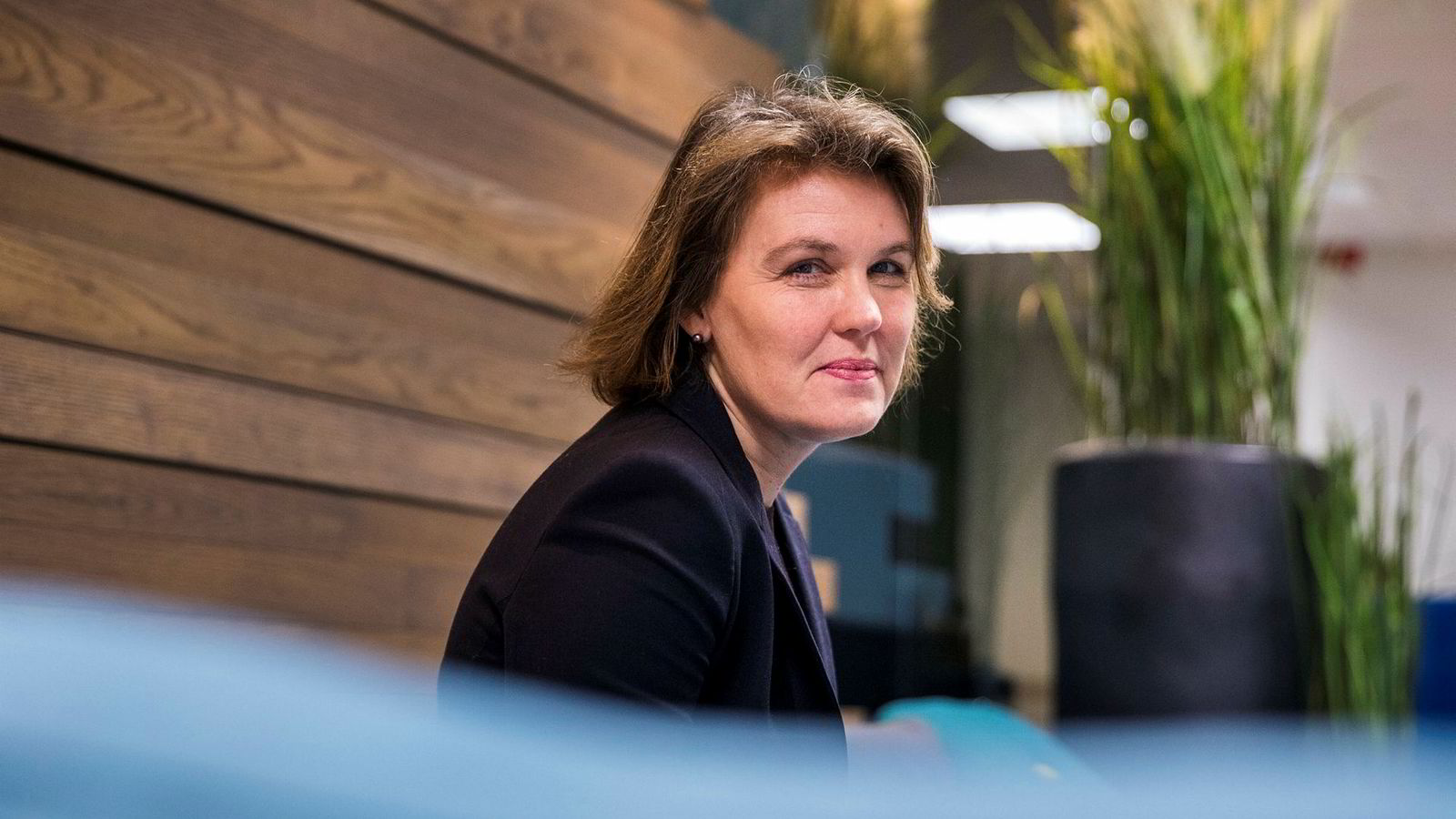 Advokat og partner Monica Syrdal i advokatfirmaet Hjort.