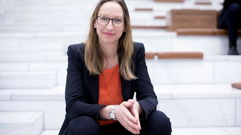Sjeføkonom Kjersti Haugland i DNB Markets mener det er forståelig at USA kommer med tiltak overfor Kina.