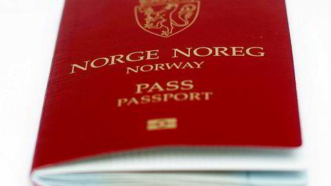 Selv om du har norsk pass, blir det nå mulig å ha et statsborgerskap nummer to.