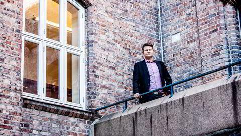 Sjeføkonom Roger Bjørnstad i Samfunnsøkonomisk analyse. Foto: Adrian Nielsen