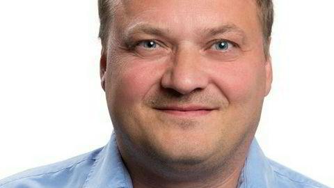 Tor Reier Lilleholt.