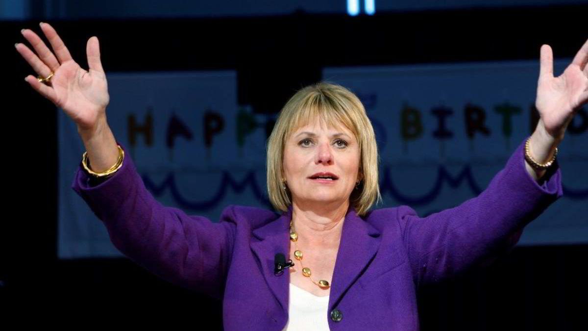 Yahoo-sjef Carol Bartz mener alt ser så mye bedre ut nå