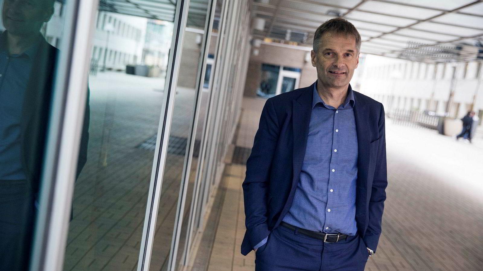 – Dette er Telias største offentlige avtale gjennom tidene, sier Abraham Foss, administrerende direktør i Telia Norge.