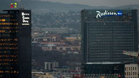 Hotellkjeden Radisson tas av børs.