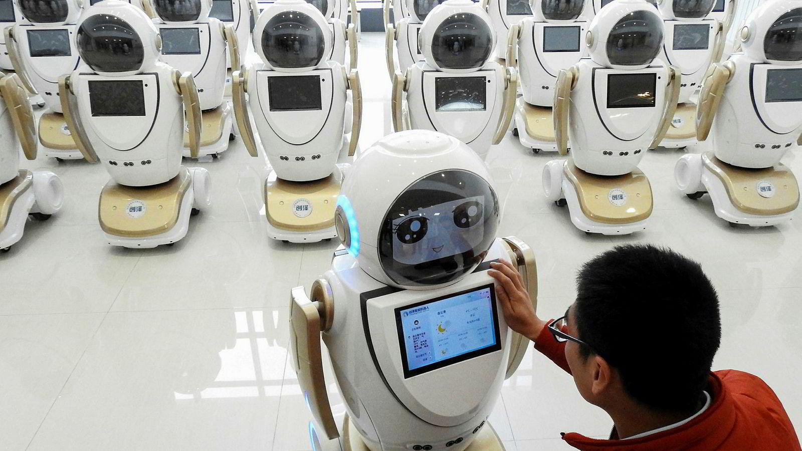 Kina har ambisjoner om å bli selvforsynt med teknologi til nøkkelsektorer innen 2025. Nå skal «Made in China 2025»-strategien endres – 40 år etter de første markedseksperimentene startet i Sør-Kina.