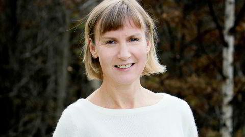 – Jeg er glad for tilliten Samferdselsdepartementet har vist meg, sier påtroppende direktør Elisabeth Aarsæther i Nkom.