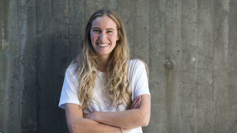 Gründerblogger Mari Hæreid (26) jobber i Vio, som forsøker å lage et Netflix for magasinjournalistikk