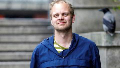 Mimir Kristjansson slutter i Klassekampen.