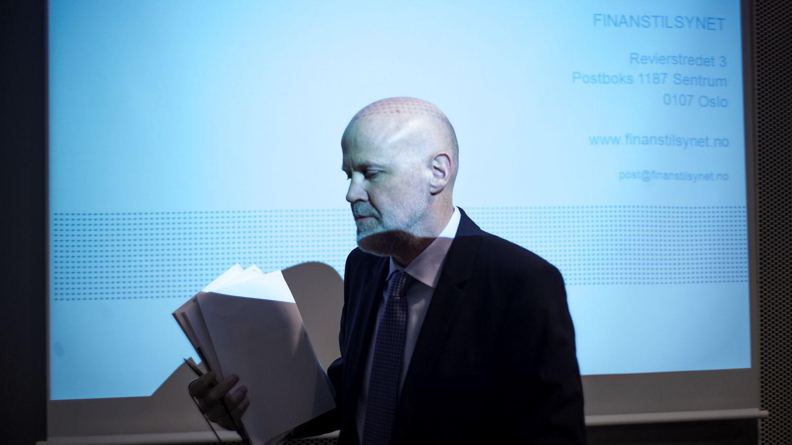 Finanstilsynsdirektør Morten Baltzersen analyserer veien videre for norsk økonomi.