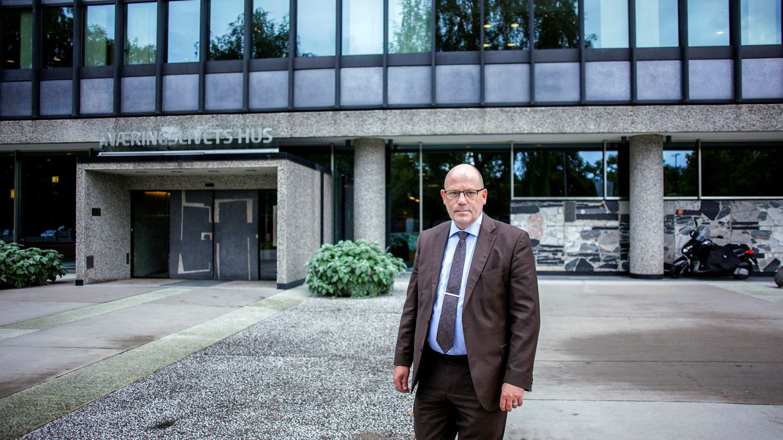Næringslivets sikkerhetsråd merker økt etterspørsel om sikkerhetsråd fra sine medlemmer, ifølge seniorrådgiver Arne Røed Simonsen.