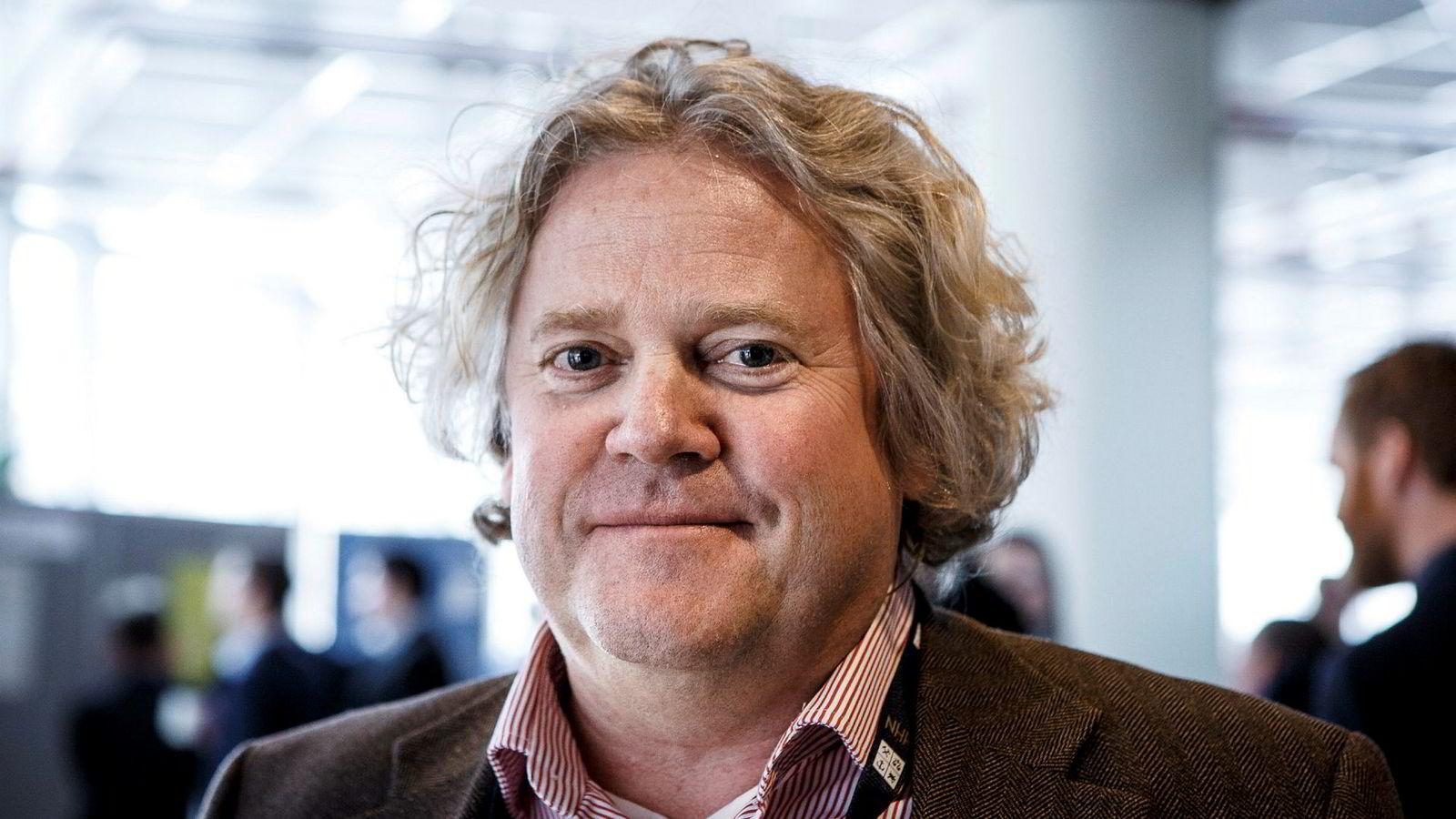 Norgesgruppen-eier Johan Johannson har tro på Solon Eiendoms vekstambisjoner.