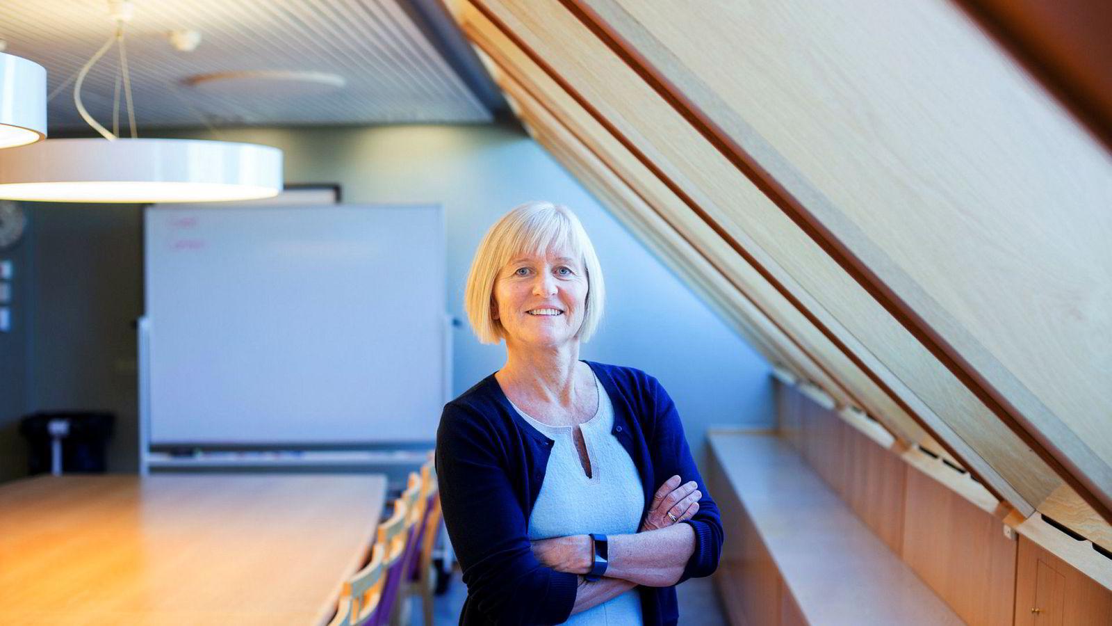 Ragnhild Lied, tidligere leder av Utdanningsforbundet, leder nå et utvalg som gjennomgår videregående skole.