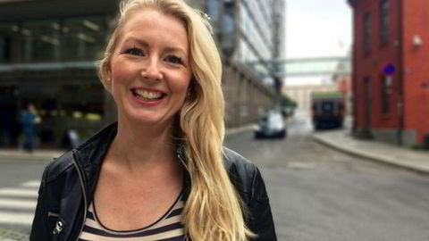 Louise Fuchs jobbet i en årrekke i Schibsted, men gikk i fjor til United Influencers. Nå er hun blitt administrerende direktør. Foto: Pressefoto