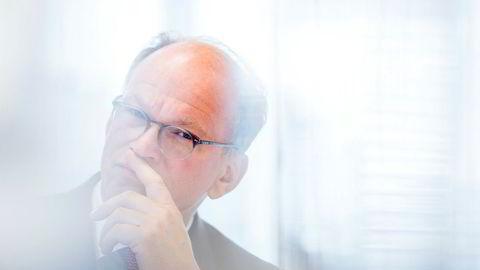 Administrerende direktør i meglerhuset Arctic Securities Mads Syversen.