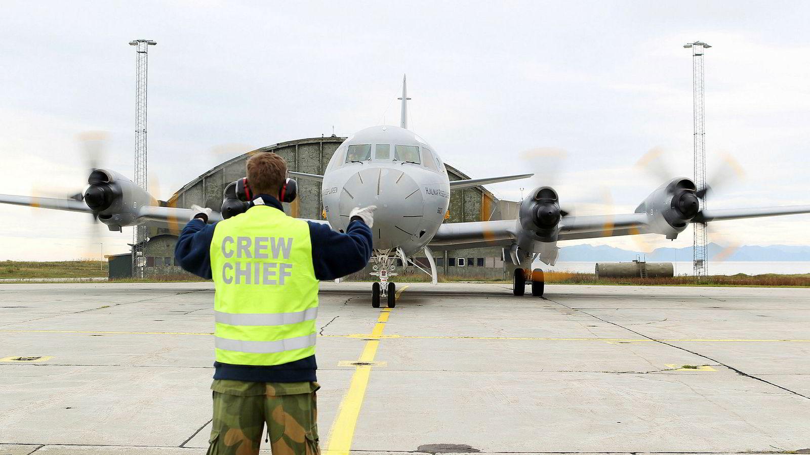 Å kjempe for de arbeidsplassene en lokal militærleir gir, har langsiktige negative konsekvenser også distriktspolitisk, ifølge innleggsforfatteren. Bildet er fra Andøya, en av militærbasene som ble blinket ut for utfasing i regjeringens langtidsplan for forsvarssektoren.